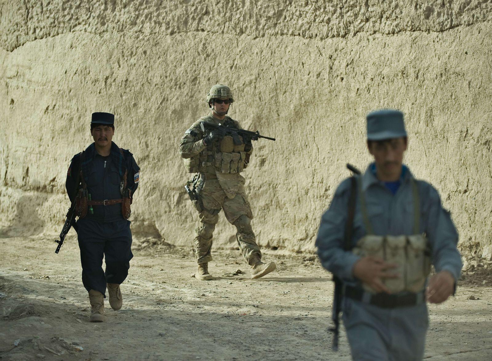 Afghanistan / Nato