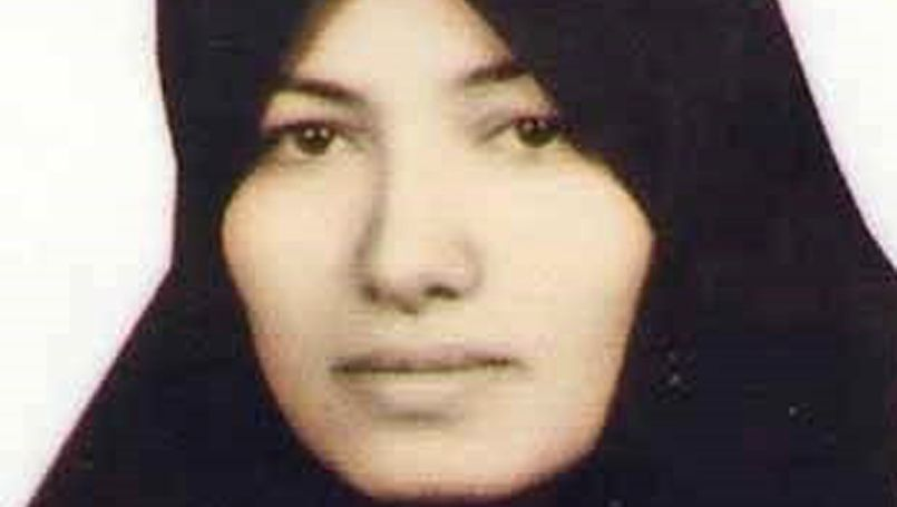 Sakine Mohammadi Aschtiani: Inzwischen hat sich auch der Vatikan eingeschaltet