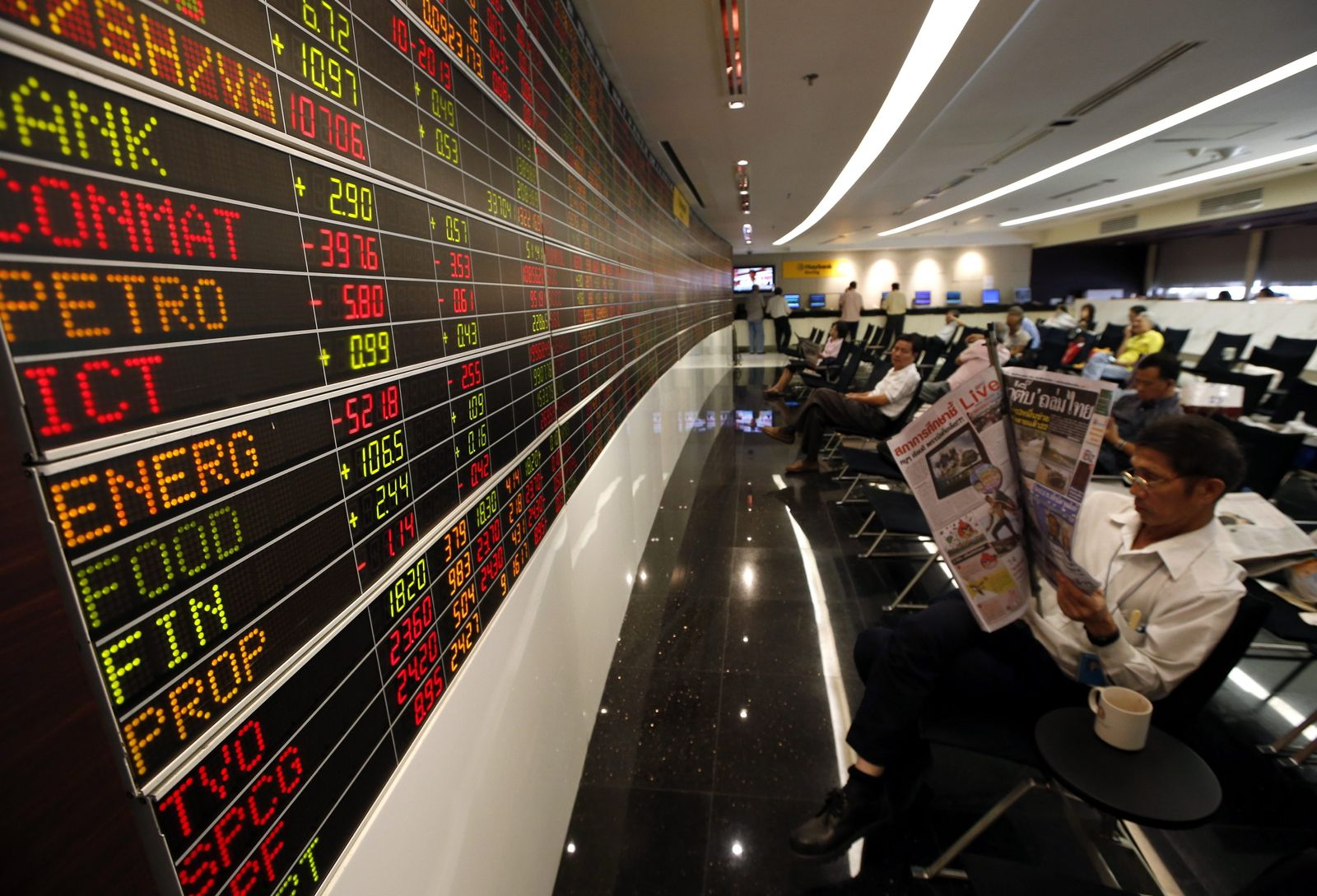 Thai shares up 15.46 points