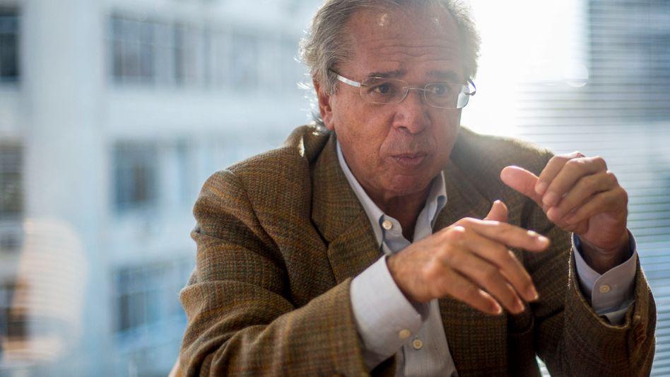 Paulo Guedes (Archivbild)