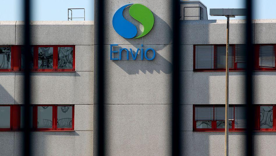 Envio-Technologiepark in Dortmund (Archivbild): Mitarbeiter vergifteten sich mit PCB