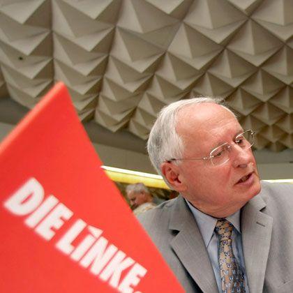 Linken-Chef Lafontaine: Ruf nach dem politischen Generalstreik