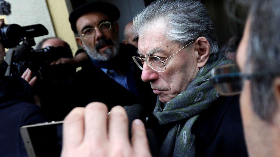 Lega Nord-Gründer Umberto Bossi (Archivbild)