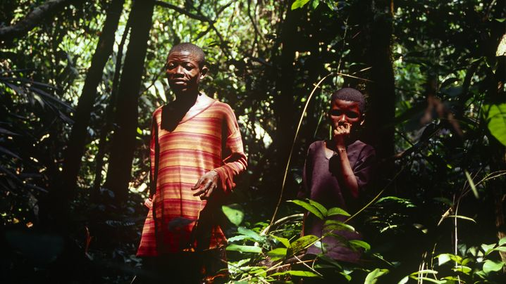 Ruandisches Volk ohne Namen: Batwa, die nicht Batwa heißen