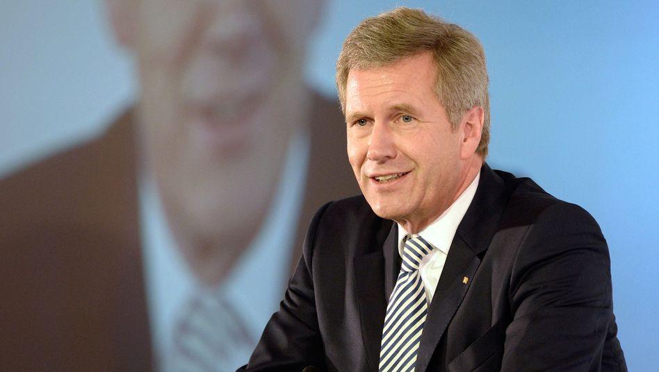 """Ex-Bundespräsident Christian Wulff: """"Ich halte einige Titelseiten des SPIEGEL für absolute Entgleisungen"""""""