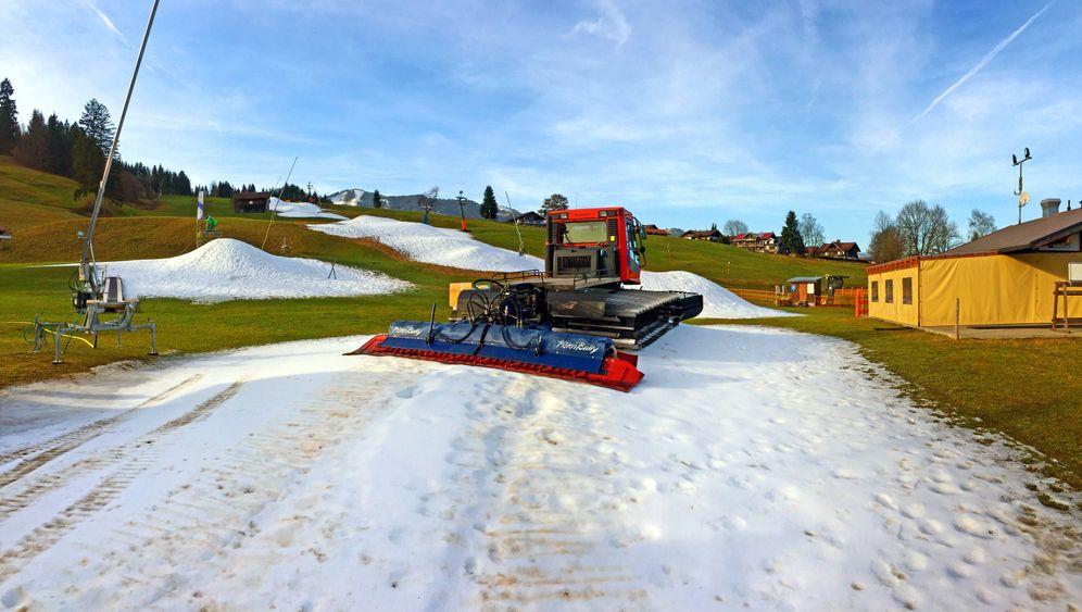 Warme Weihnachten: Schneemangel im Rekord-Dezember