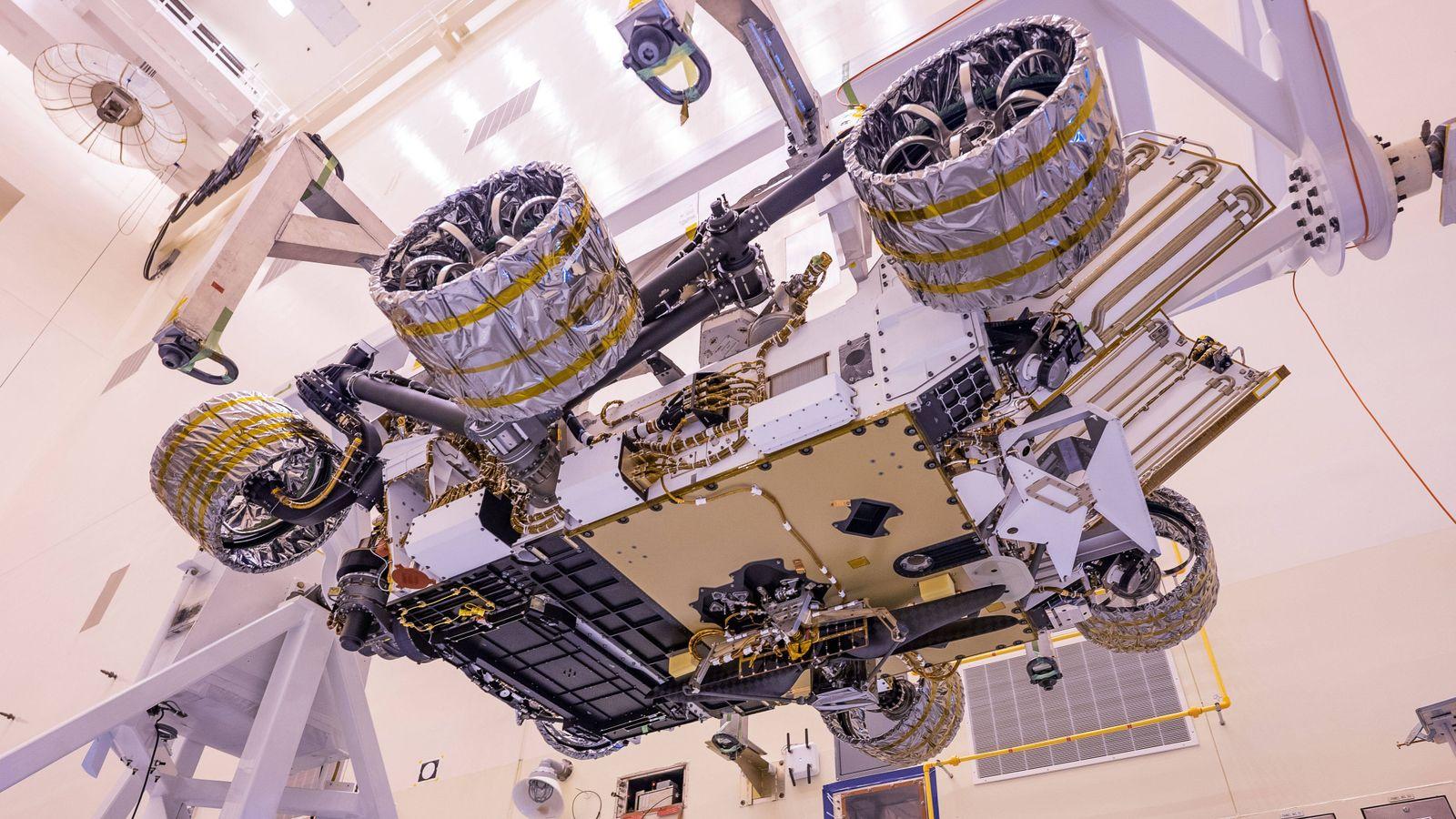 April 7, 2020, Florida, United States: NASA s Perseverance