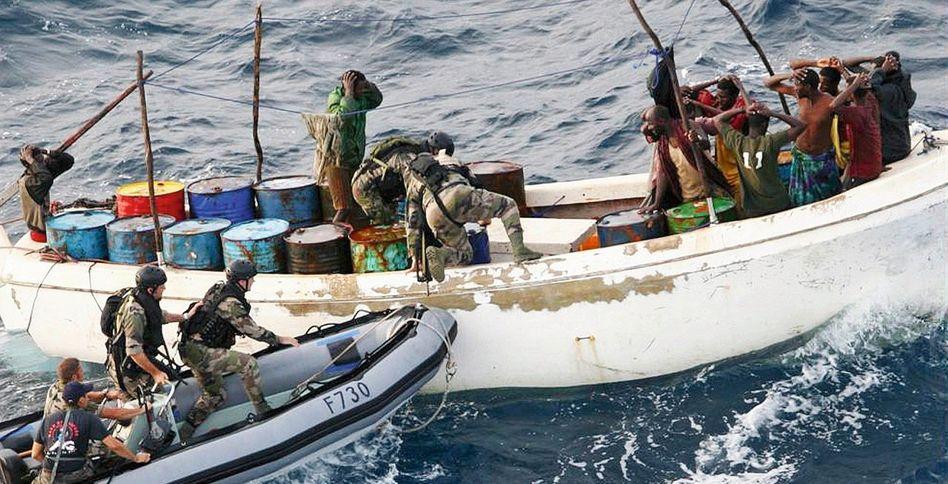 Anti-Piraten-Einsatz der französischen Marine: Was zählt schon ein Leben?