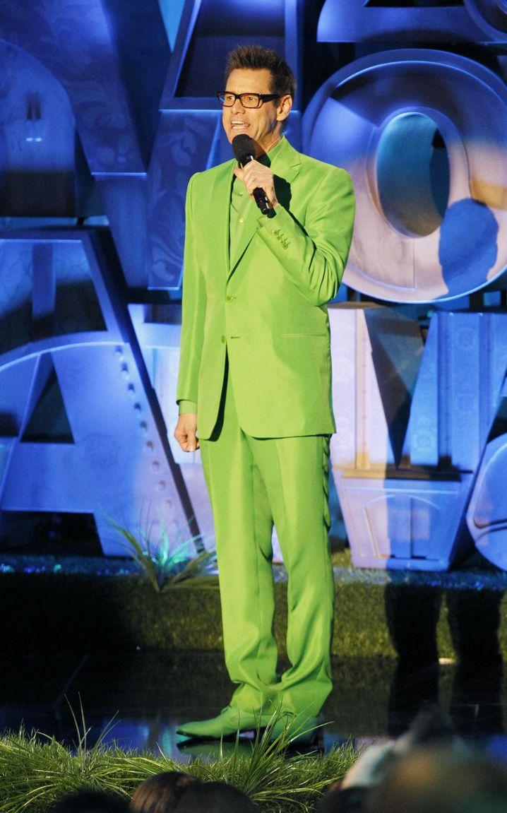 Schauspieler Jim Carrey: Umjubelter Auftritt in einer New Yorker Karaoke-Bar