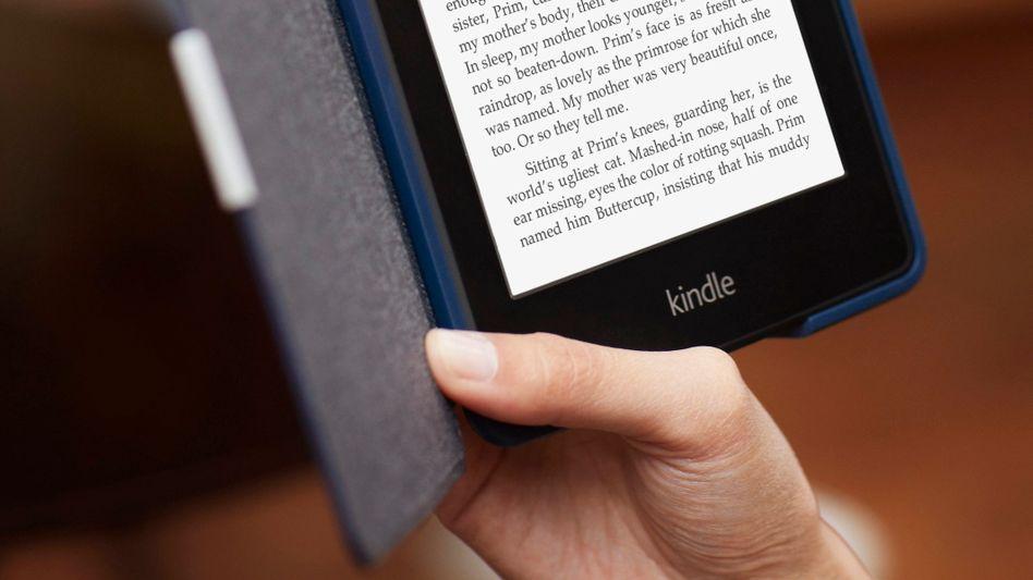 Amazon-Lesegerät Kindle: Lesefutter bald auch direkt von Amazon