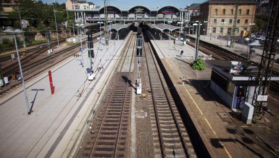 Mainzer Hauptbahnhof: Nur noch wenig Fernverkehr, ab Montag wird es noch schlimmer