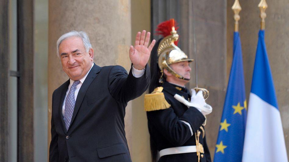 Präsidentschaftswahlkampf: Frankreich spekuliert über Comeback Strauss-Kahns