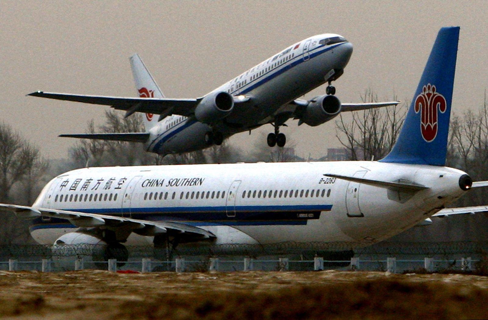 China Southern / Air China