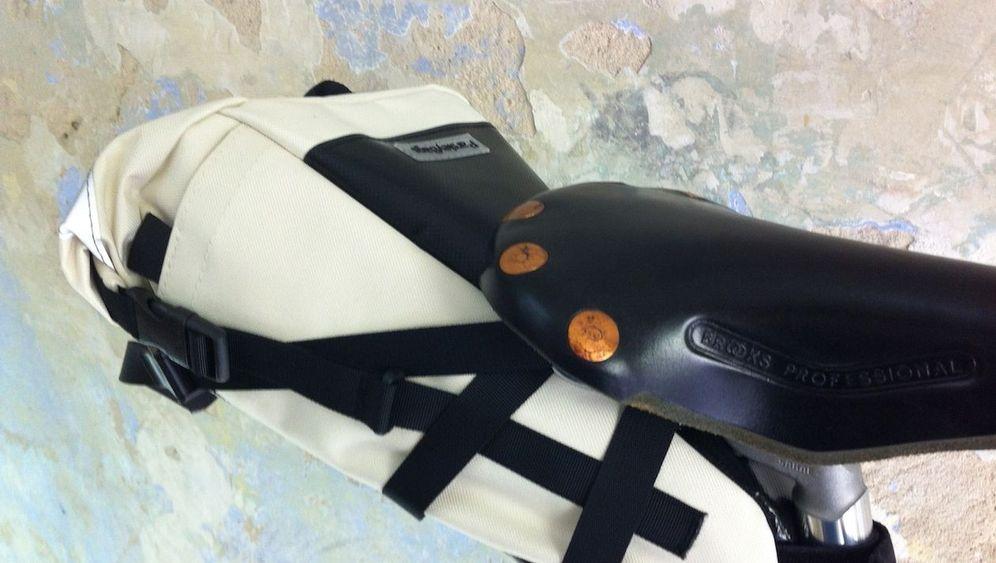 Bikepacking: Taschen kann man nie genug haben