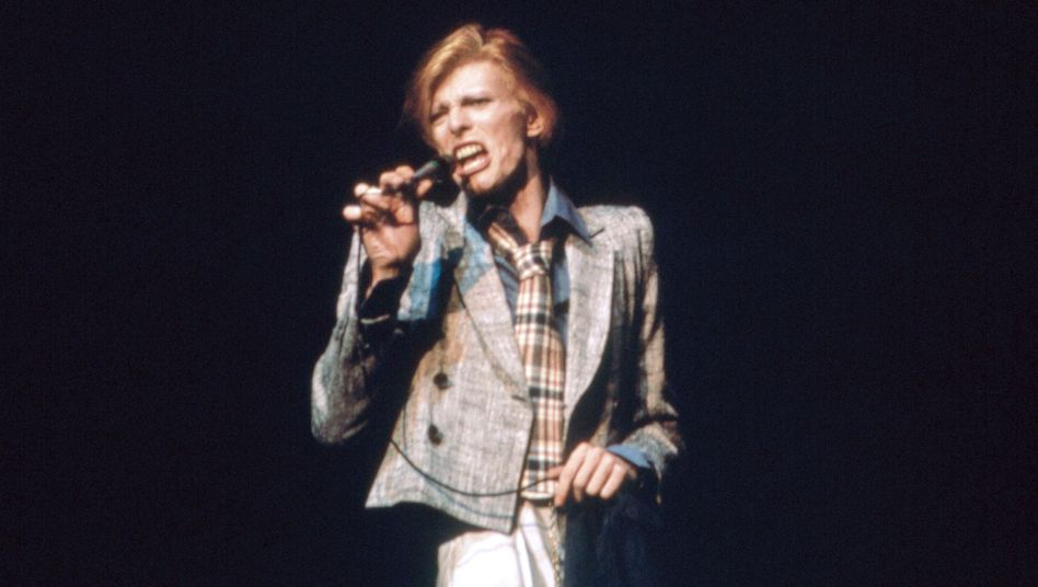 """David Bowie in den Siebzigern über Großbritannien: """"Dieses Land schreit nach einem Führer"""""""