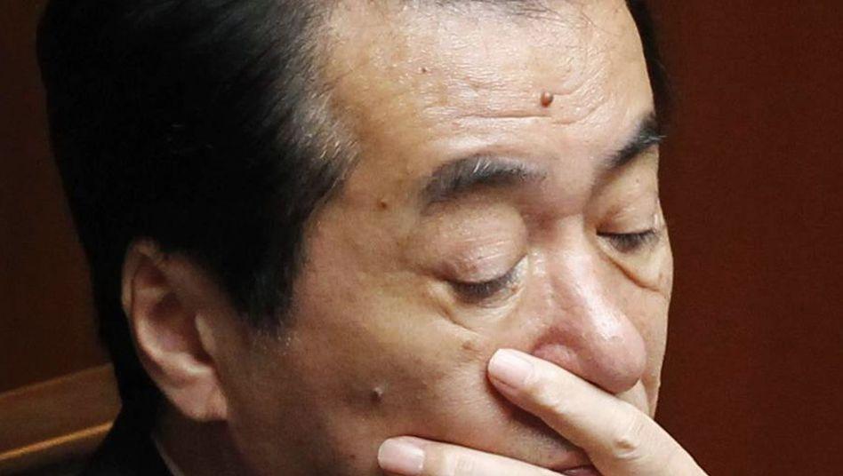 Japans Premier Kan: Rückzug nach nur einem Jahr