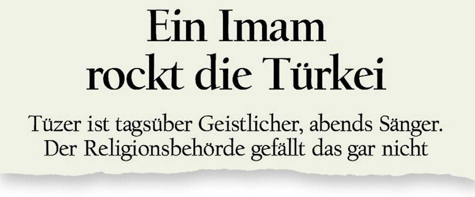 Aus dem »Tagesspiegel«