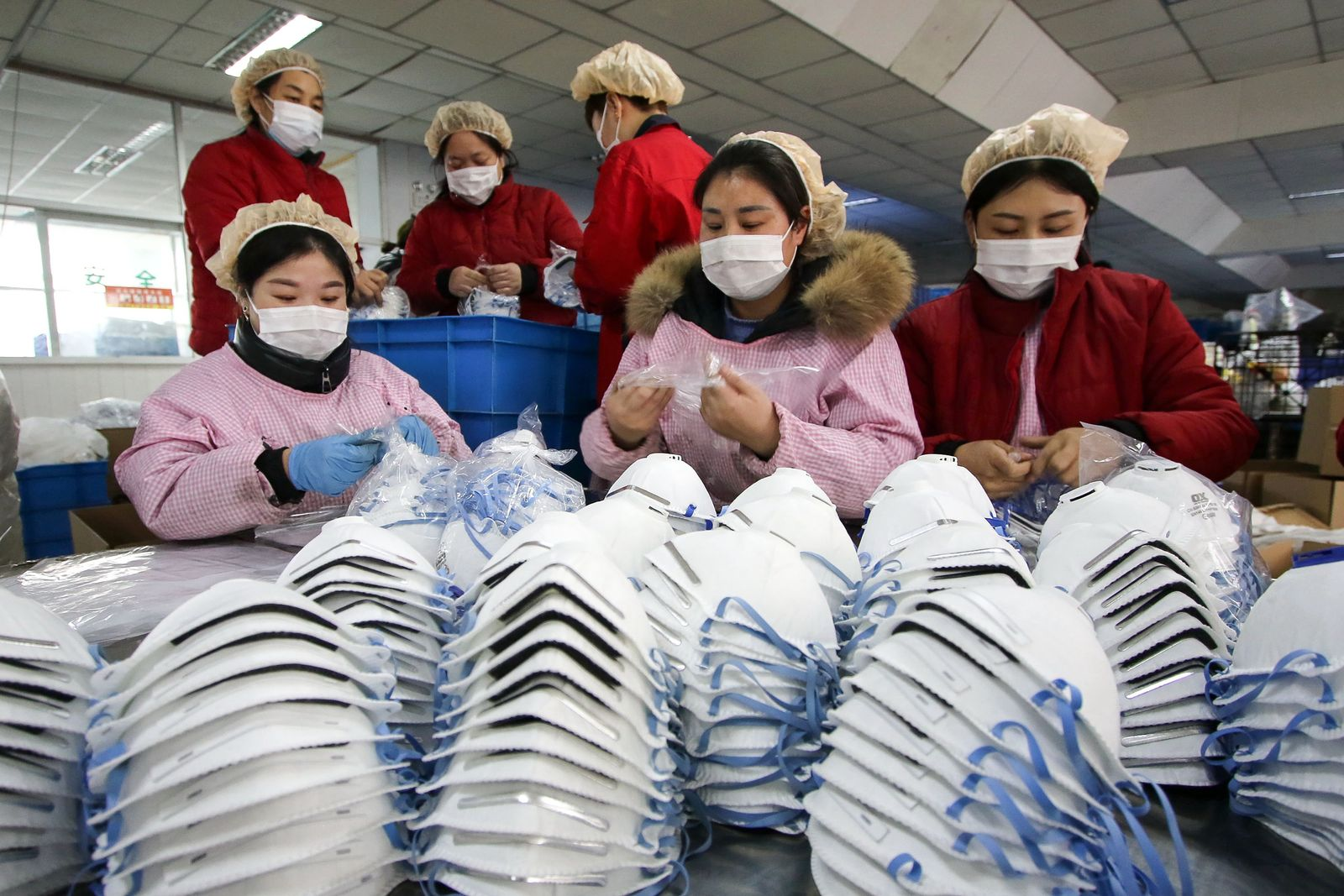 CHINA-VIRUS-HEALTH