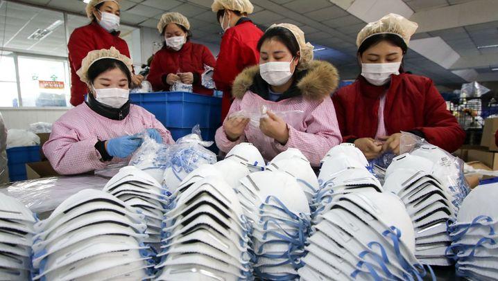 Coronavirus in Wuhan: Eine Millionenstadt unter Quarantäne