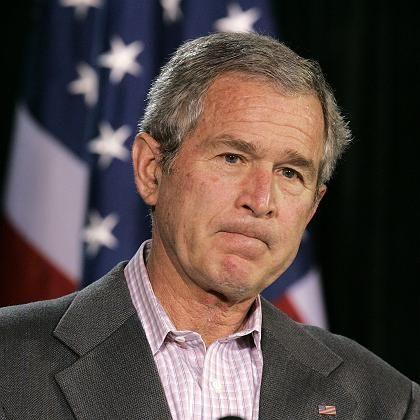 US-Präsident Bush: Mit Kampagne gegen Teenager-Sex gescheitert
