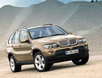 Beliebt auch bei Autoknackern: Jeder 25. BMW X5 4.4 kriegt Beine