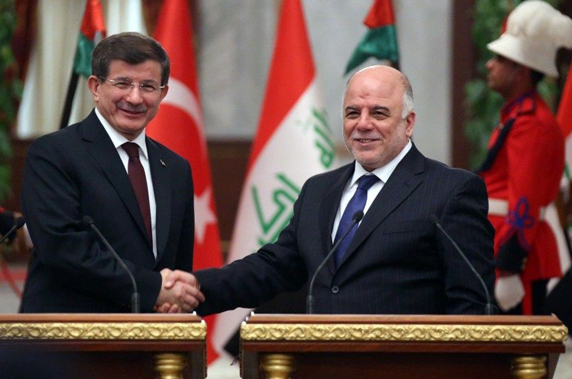 IRAQ-TURKEY-DIPLOMACY