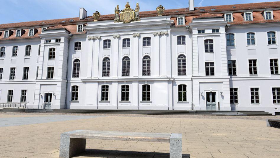 So schön leer hier: In Mecklenburg-Vorpommern (hier die Uni Greifswald) sind bundesweit die meisten Studiengänge zulassungsfrei