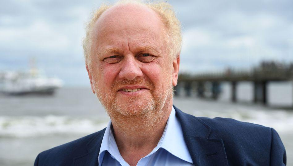 Der Datenschutzbeauftragte von Mecklenburg-Vorpommern Heinz Müller