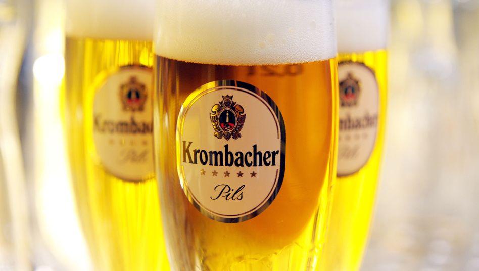 Krombacher-Bier