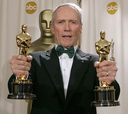 Oscar-Preisträger Eastwood: Schuld, Sühne, Erlösung