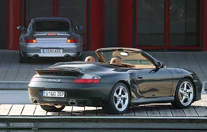 911 Turbo S Cabriolet: Von 0 auf 200 in 13,6 Sekunden