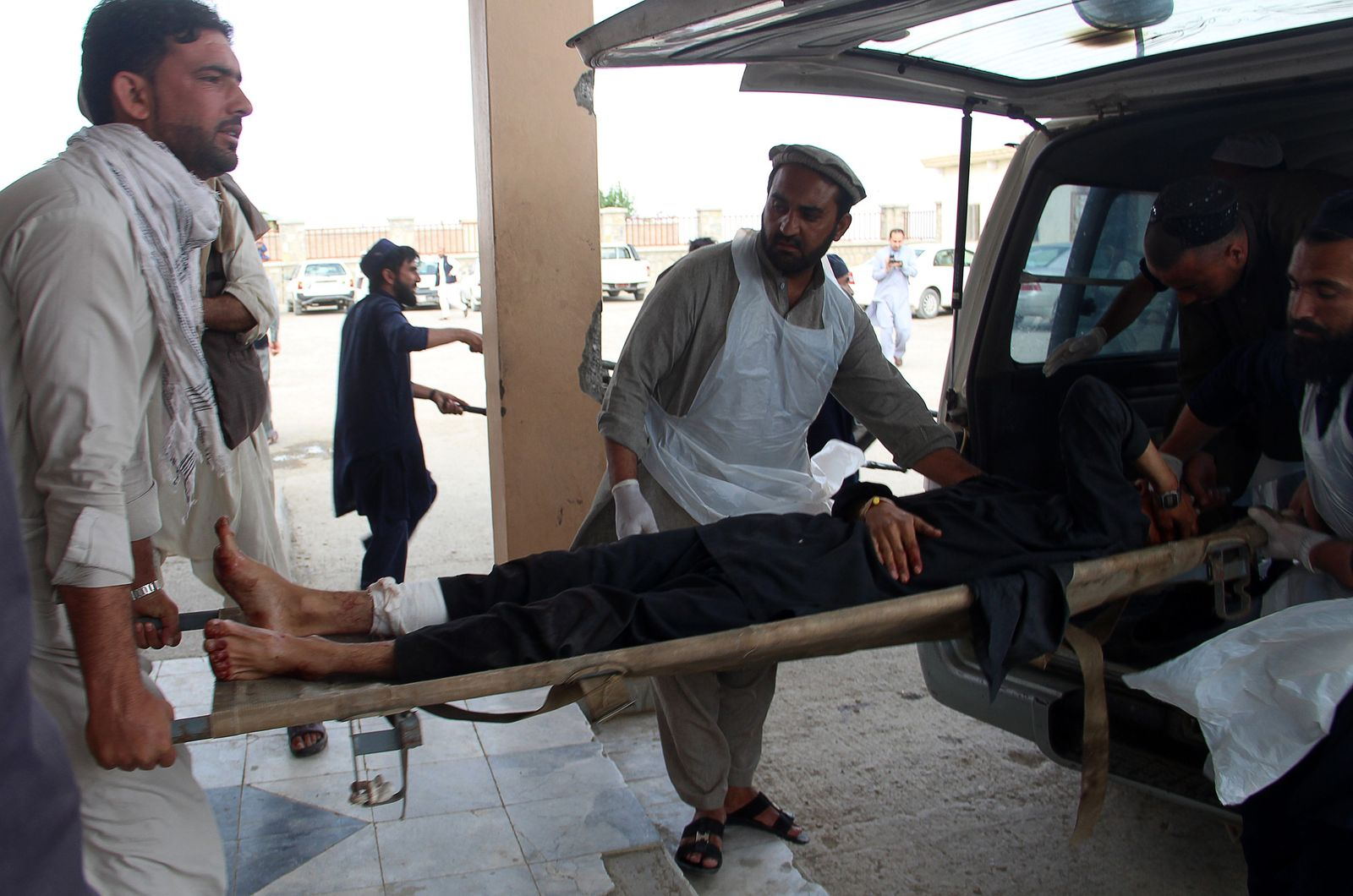 Afghanistan/ Anschlag/ Khost/ Chost