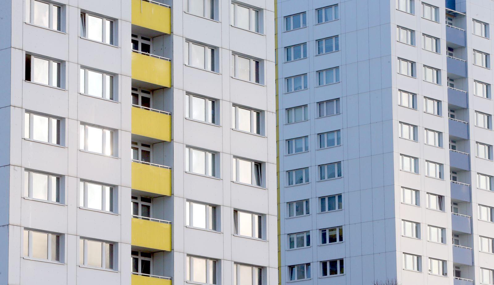 Berlin/ Mietshaus