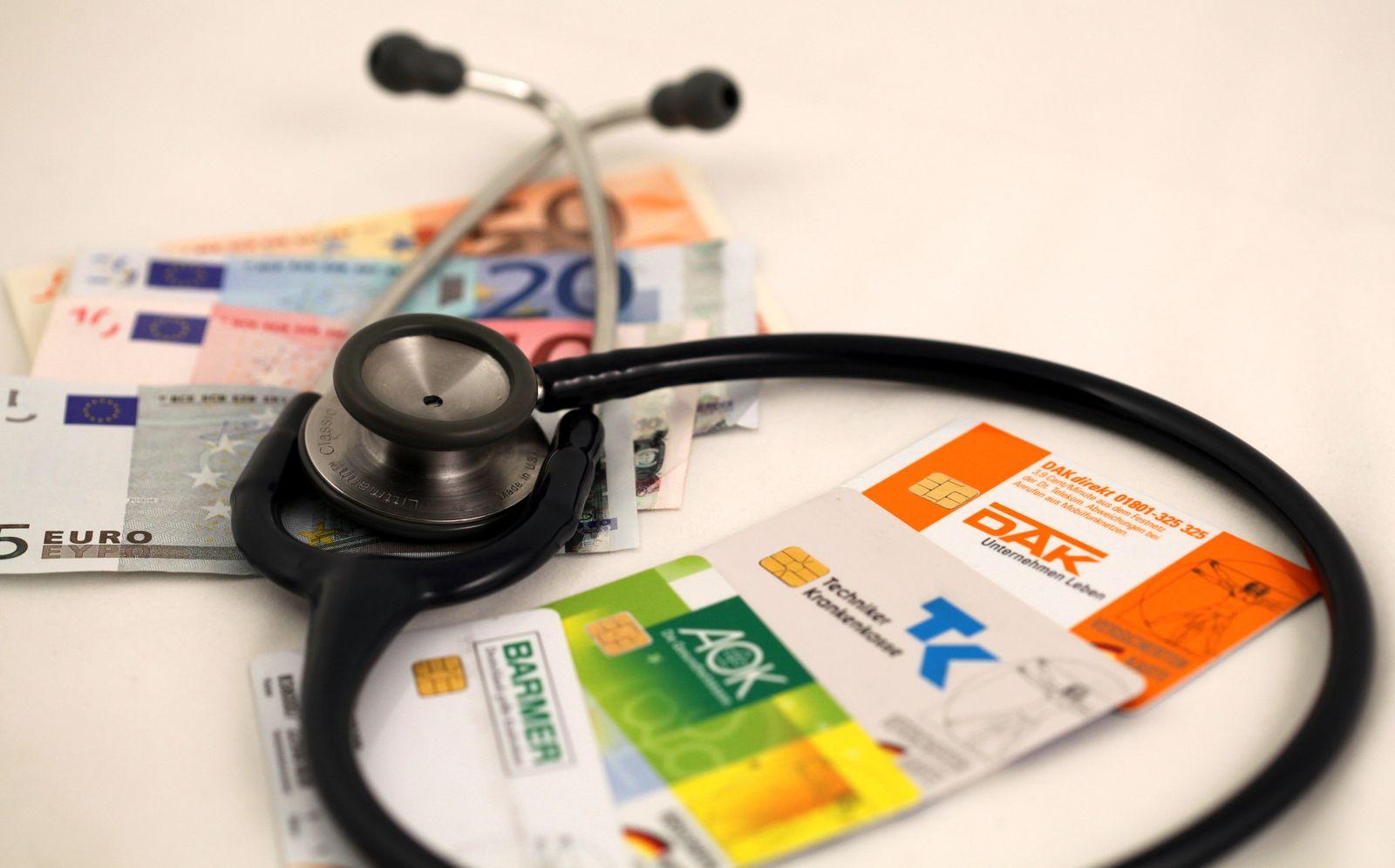 Kassenbeiträge / Sozialversicherungen