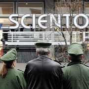 German domestic intelligence agencies say they will closely monitor Scientology's activities until 2008.