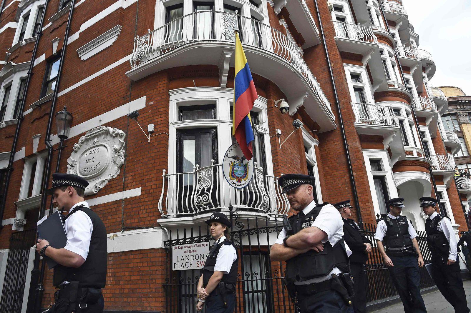 Polizei Ecuador