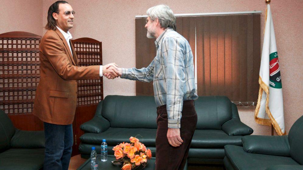 Photo Gallery: The Odd Conflict between Switzerland and Libya
