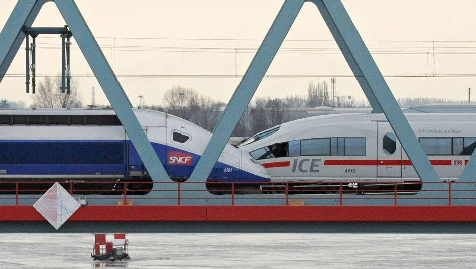 TGV und ICE: Siemens-Chef bläst zum Gegenangriff
