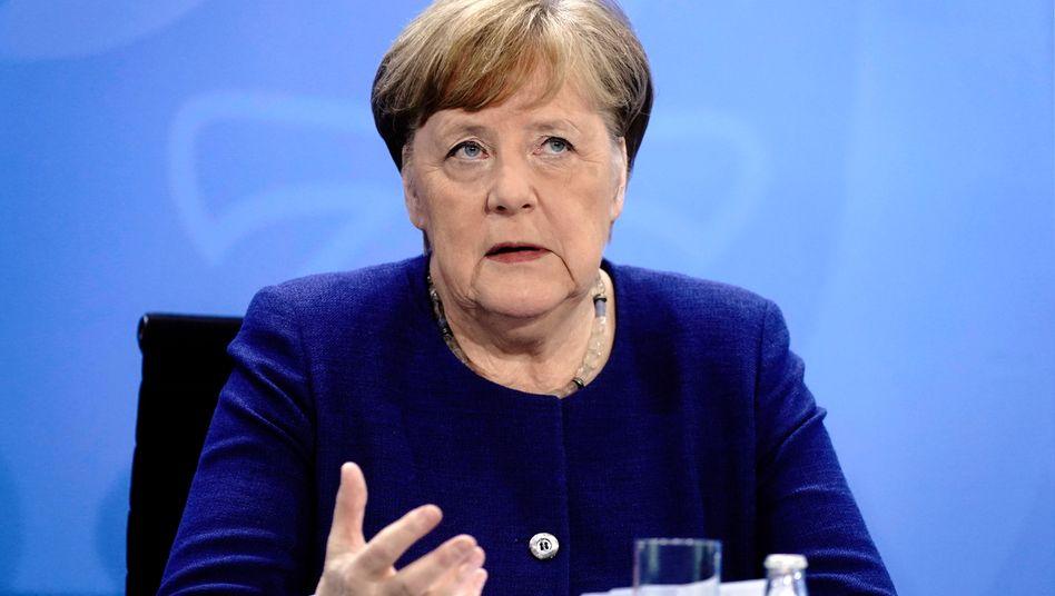 Kanzlerin Merkel: Pochen auf Gleichbehandlung