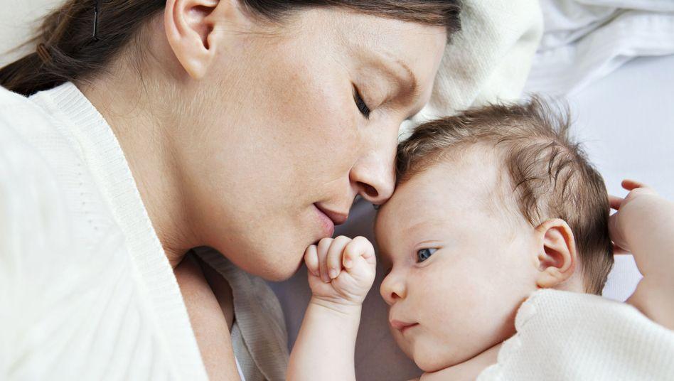 Geburtstrauma: Selbst bei normaler Schwangerschaft und Geburt möglich