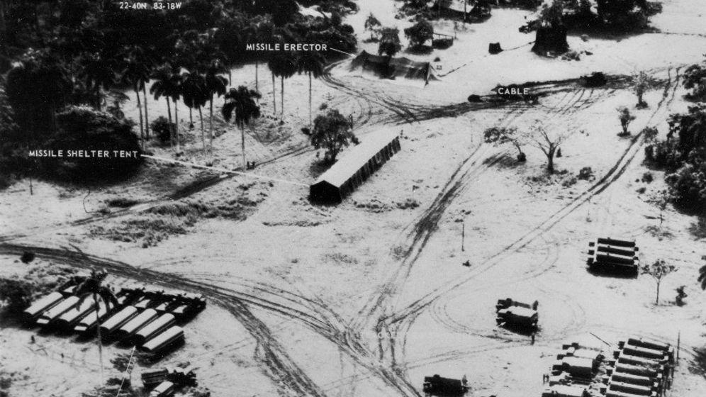 Kuba-Krise: Diese Fotos führten fast zum Dritten Weltkrieg