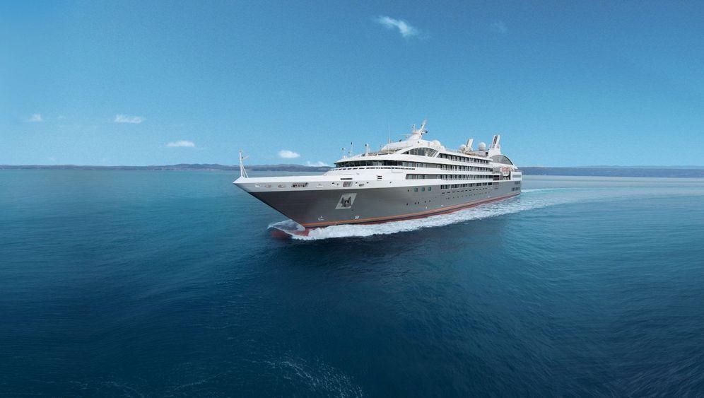 Luxusyacht L'Austral: Kreuzfahrt mit Hammam