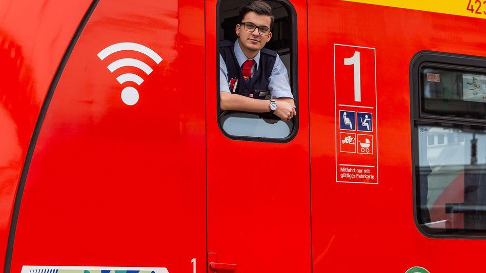 Die Deutsche Bahn will über 20.000 neue Mitarbeiter einstellen, darunter allein rund 2000 Lokführer