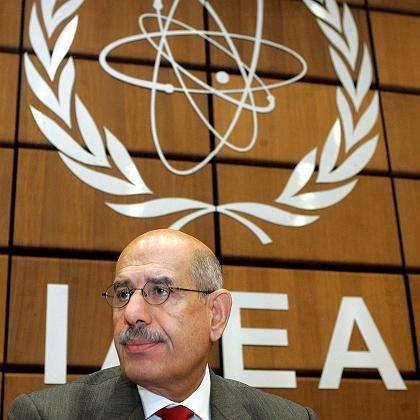"""ElBaradei: """"Druck allein wird nicht zu einer dauerhaften friedlichen Lösung führen."""""""