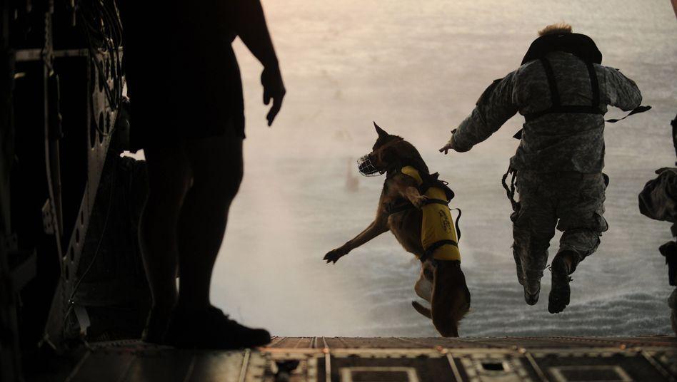 Trainingseinsatz von US-Spezialeinheit (Archivbild): Rakka, Ramada und Raids