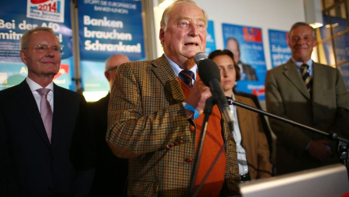 AfD: Eine tief gespaltene Partei