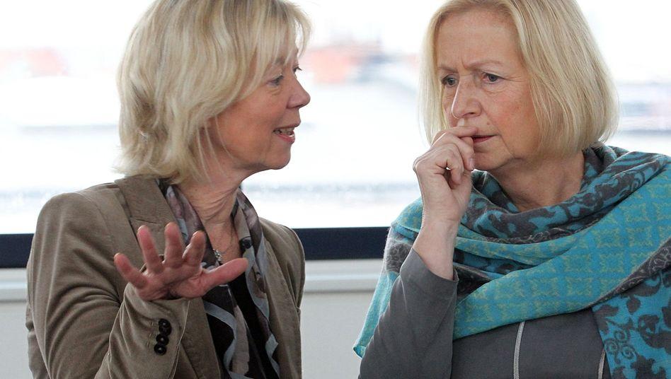 """Doris Ahnen (SPD) und Johanna Wanka (CDU): Bildungs-Verhandler wollen """"substantielle Verbesserungen"""""""