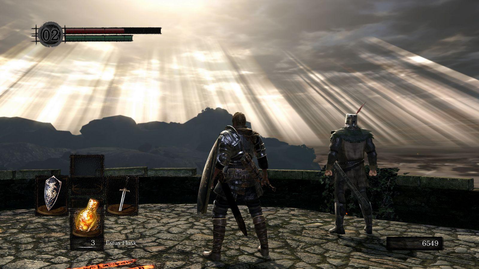 EINMALIGE VERWENDUNG 20 besten Games 2010-2019/ Dark Souls