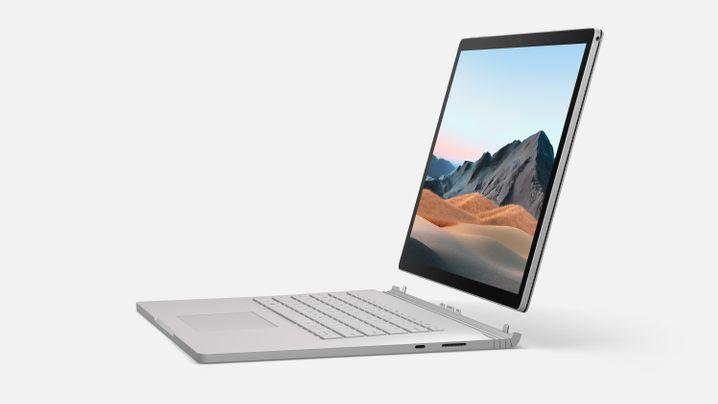 Kann Laptop und Tablet sein, aber nicht billig: das Surface Book 3