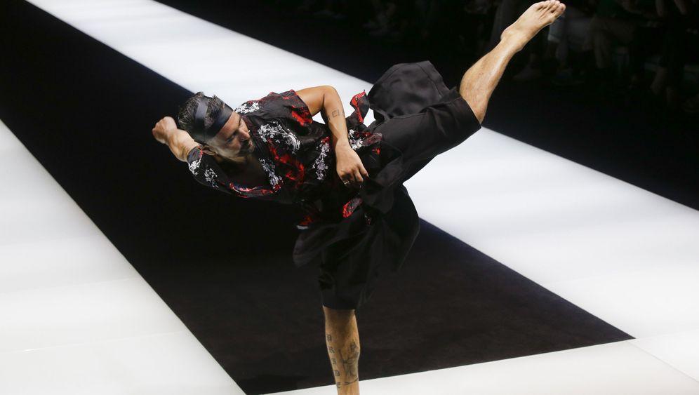 Mailänder Modewoche: Hightech trifft Highfashion